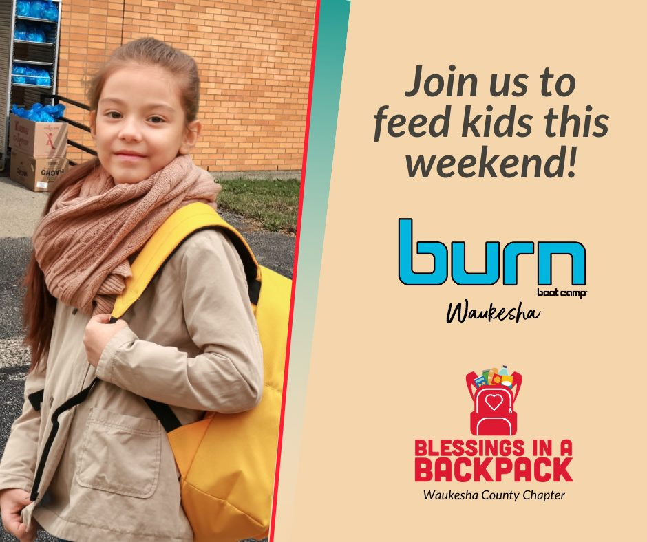 Burn Waukesha + Blessings in a Backpack image